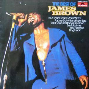James Brown: Best Of James Brown, The - Cover