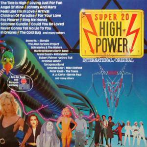 Super 20 High Power - Cover