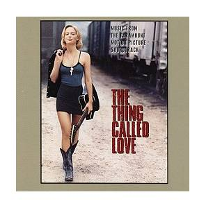 Cover - Matraca Berg: Thing Called Love, The