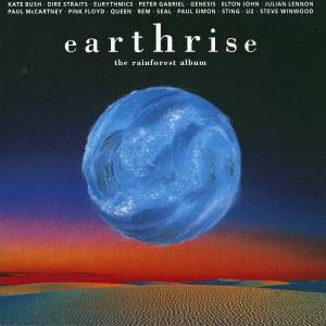 Cover - Artists United For Nature: Earthrise - The Rainforest Album