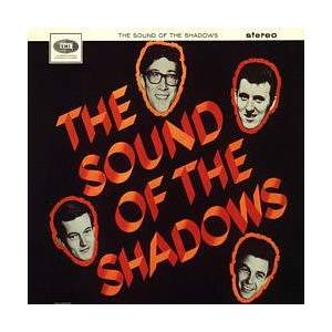 Cover - Shadows, The: Dance With The Shadows / Sound Of The Shadows