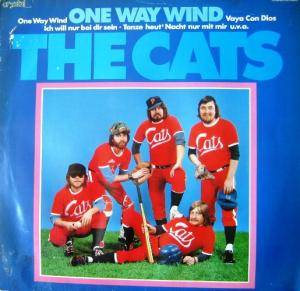 The Cats: One Way Wind - Cover