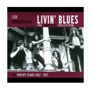 Livin' Blues: Complete Collection, The - Cover