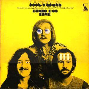 Bonzo Dog Band: Tadpoles - Cover