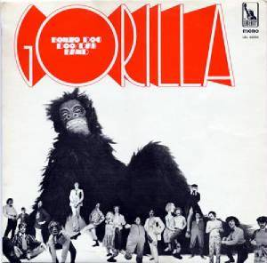 Bonzo Dog Doo-Dah Band: Gorilla - Cover