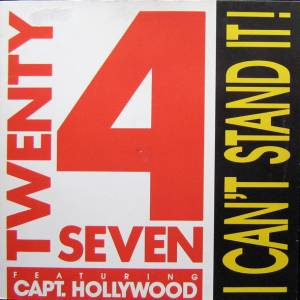 Twenty 4 Seven: I Can't Stand It! - Cover