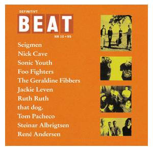 Cover - that dog.: Beat - Vol. 05 Definitivt Beat Nr 10-95