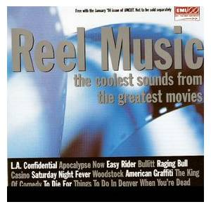 Reel Music: The Coolest Sounds From the Greatest Movies - Cover