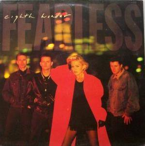 Eighth Wonder: Fearless - Cover