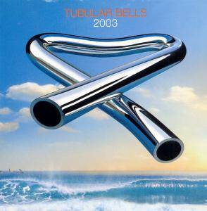 Mike Oldfield: Tubular Bells 2003 - Cover