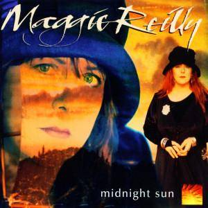 Cover - Maggie Reilly: Midnight Sun