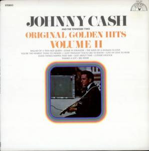 Johnny Cash And The Tennessee Two: Original Golden Hits Volume II - Cover