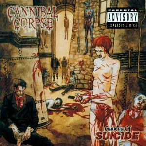 Cannibal Corpse: Gallery Of Suicide - Cover