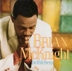 Cover - Brian McKnight: Bethlehem
