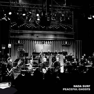 Cover - Nada Surf: Peaceful Ghosts