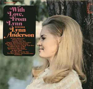 Cover - Lynn Anderson: With Love, From Lynn