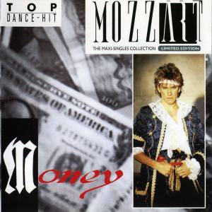Cover - Mozzart: Money (The Maxi-Singles Collection)