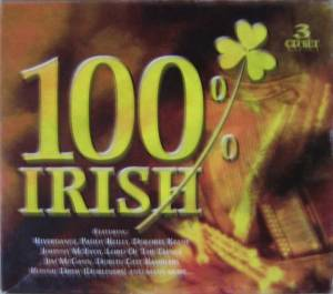 Cover - Dolores Keane: 100% Irish