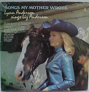 Cover - Lynn Anderson: Songs My Mother Wrote