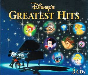 Cover - Tina Turner: Disney's Greatest Hits