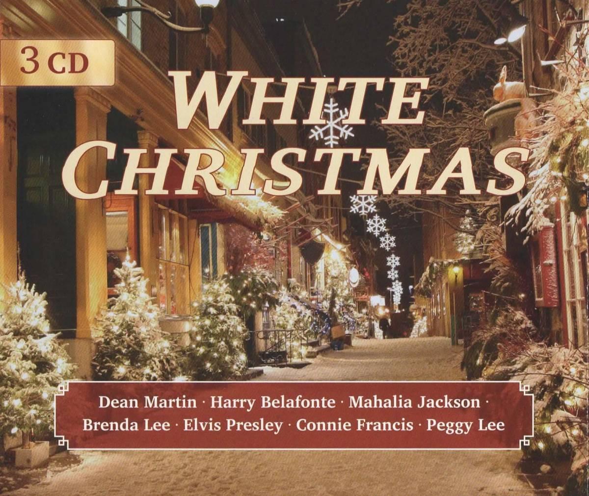 Dean Martin White Christmas.White Christmas 3 Cd 2015