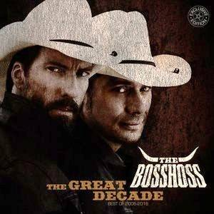 Cover - BossHoss, The: Great Decade Best Of 2006-2016, The