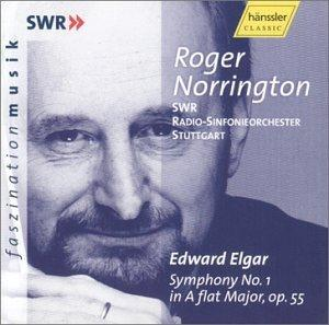 Edward Elgar, Richard Wagner: Symphony No. 1 - Cover