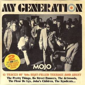 Cover - In Crowd, The: Mojo Presents My Generation