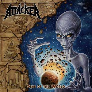 Cover - Attacker: Sins Of The World