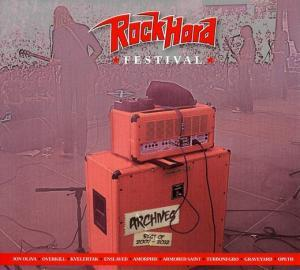 Rock Hard Festival Archives - Best Of 2007-2012 - Cover