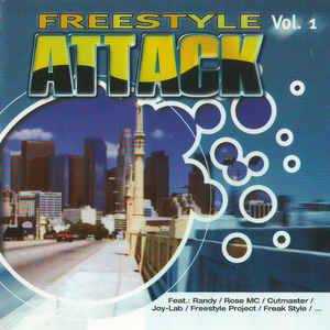 Cover - Freak Style: Freestyle Attack Vol. 1