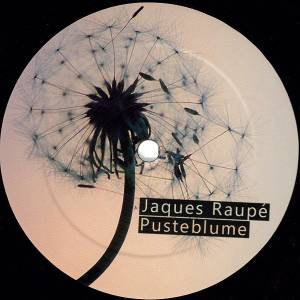 Cover - Jaques Raupe: Pusteblume