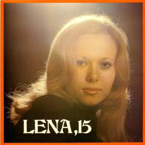 Cover - Lena Andersson: Lena, 15
