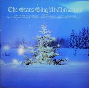 Stars Sing At Christmas, The - Cover