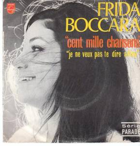 Cover - Frida Boccara: Cent Mille Chansons