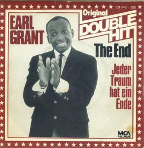 Cover - Earl Grant: (At) The End (Of A Rainbow)