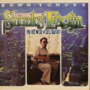 Cover - Snooks Eaglin: Down Yonder