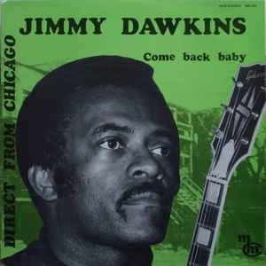 Cover - Jimmy Dawkins: Come back baby
