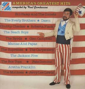 Cover - Captain & Tennille: America's Greatest Hits
