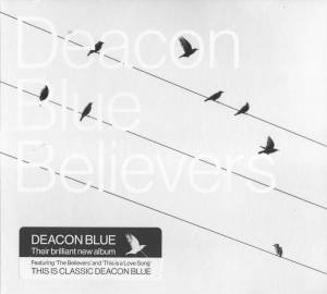 Cover - Deacon Blue: Believers