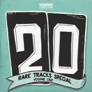 Cover - Dirty Nil, The: 2016 - Rare Tracks Special: Volume One