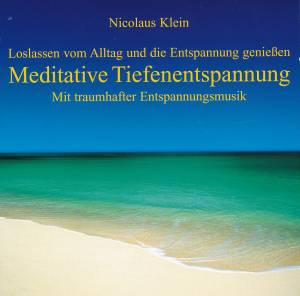 Cover - Gomer Edwin Evans: Meditative Tiefenentspannung