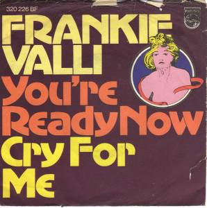 Cover - Frankie Valli: You're Ready Now