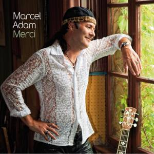 Cover - Marcel Adam: Merci