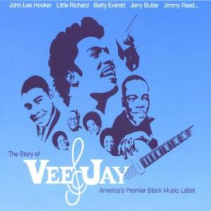 Story Of Vee Jay, The - Cover