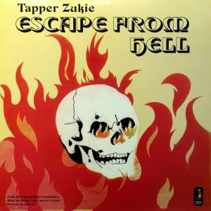 Cover - Tapper Zukie: Escape From Hell