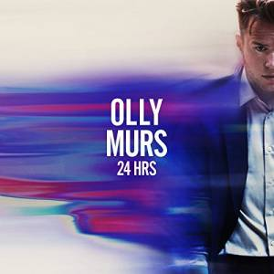Cover - Olly Murs: 24 Hrs