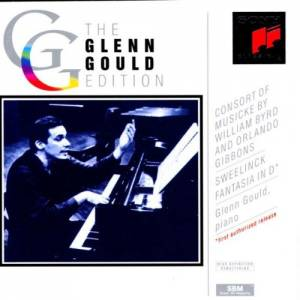 Cover - Jan Pieterszoon Sweelinck: Glenn Gould Edition, The