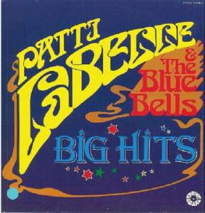 Cover - Patti LaBelle & The Bluebelles: Patti Labelle & The Blue Bells