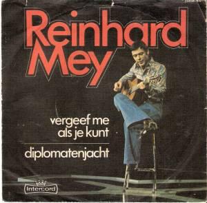 """Reinhard Mey: Vergeef Me Als Je Kunt (7"""") - Bild 1"""